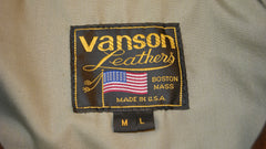 Vanson Daredevil, Dark Maple Bainbridge, size M/L (38)