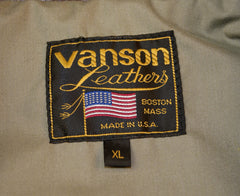 Vanson Daredevil, Dark Maple Bainbridge, size XL (42)