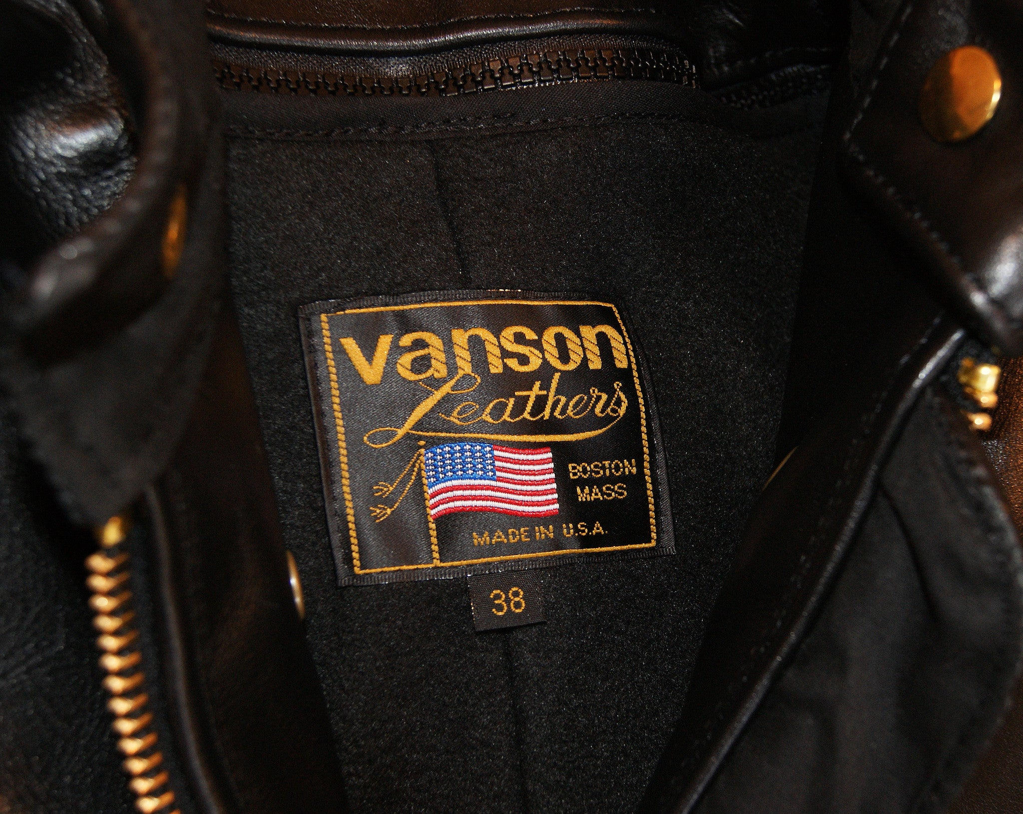 Vanson House Jacket