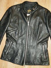 Vintage Women's Cafe Racer Jacket