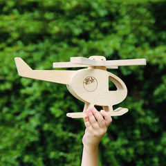 Plywood Toys: Design and Sustainability in One