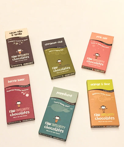 10 Reasons to Love Raw Integrity Chocolate