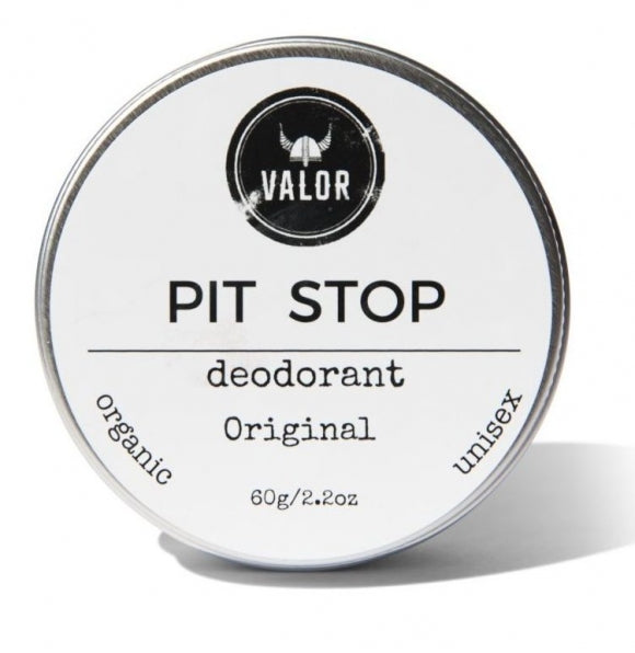 Shave with Valor Valor Pit Stop Deodorant -Deodorant Melbourne