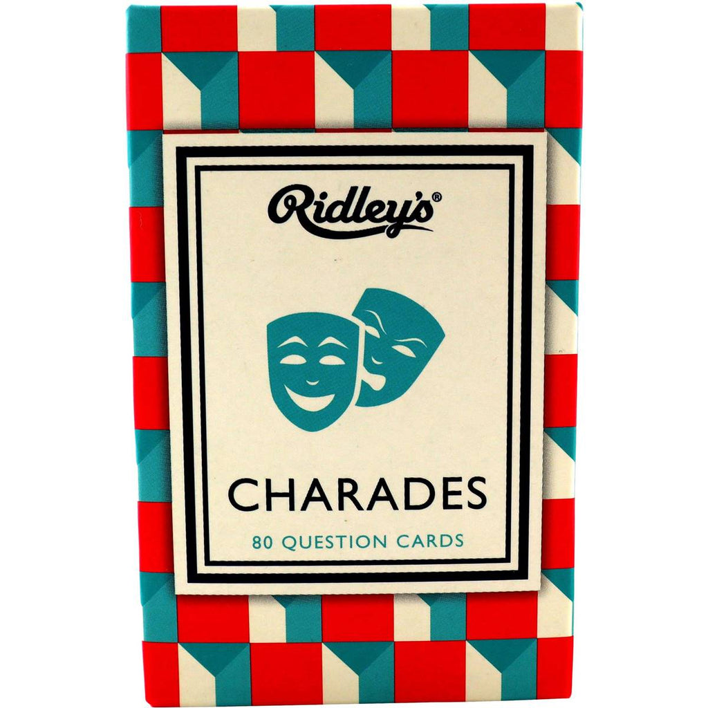Ridley's Charades -Game