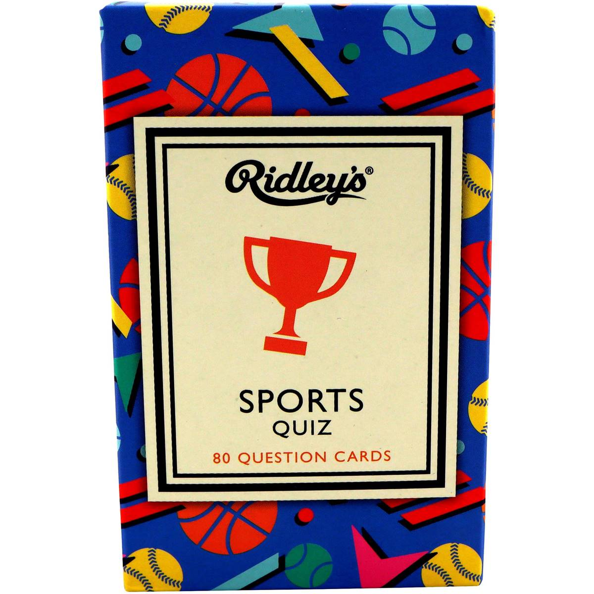 Ridley's Sports Trivia Quiz -Game