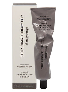 Therapy Hand Cream Strength 75ml - Sandalwood and Cedar - Pookipoiga