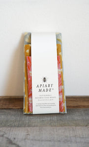 Sustainable Beeswax Wraps - Assorted 3 pack - Pookipoiga