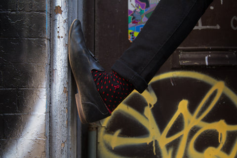 Conscious Step Socks to combat HIV & AIDS -Clothing Melbourne