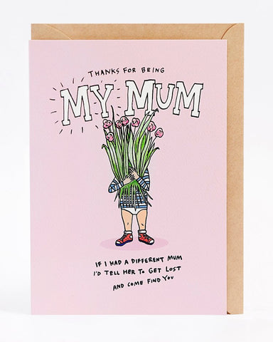Wally Paper Co No Other Mum -Cards Melbourne