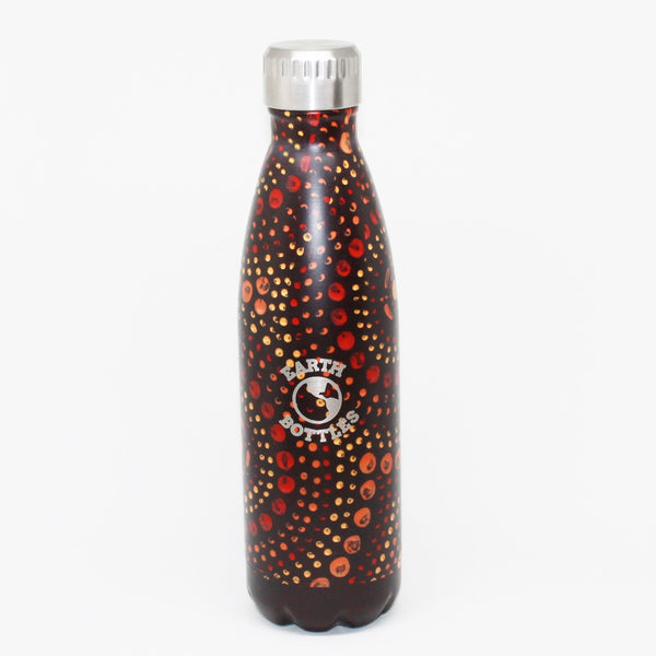 Earth Bottle Saltwater Dreamtime - Earth - Earth Bottle -Water bottle Melbourne