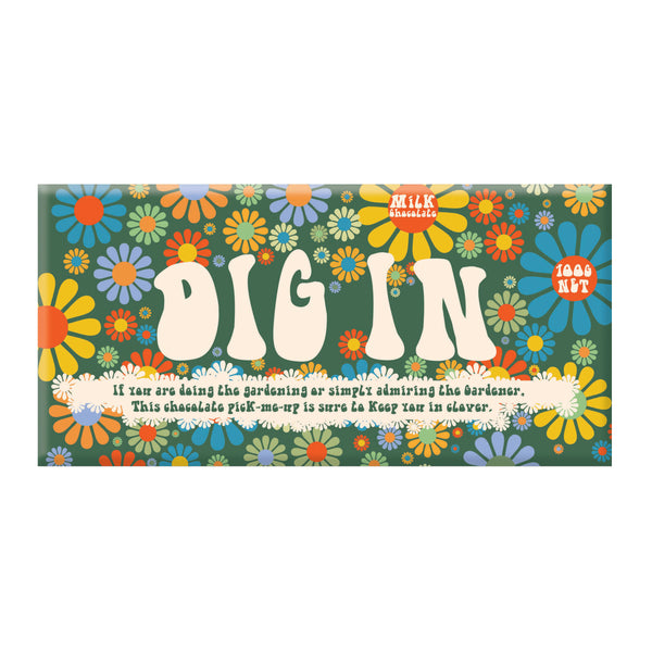 Dig In Chocolate - last minute gift idea