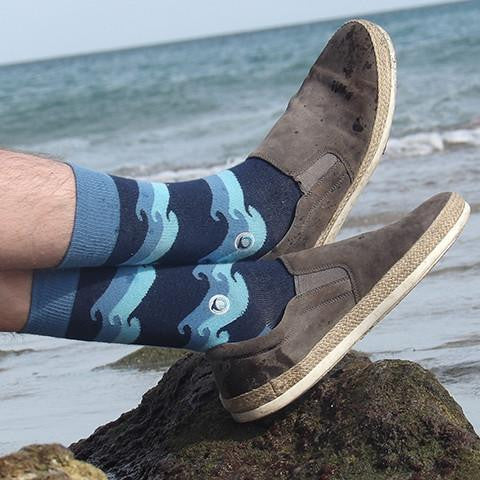 Conscious Step Socks for Ocean Protection -Clothing Waves Melbourne