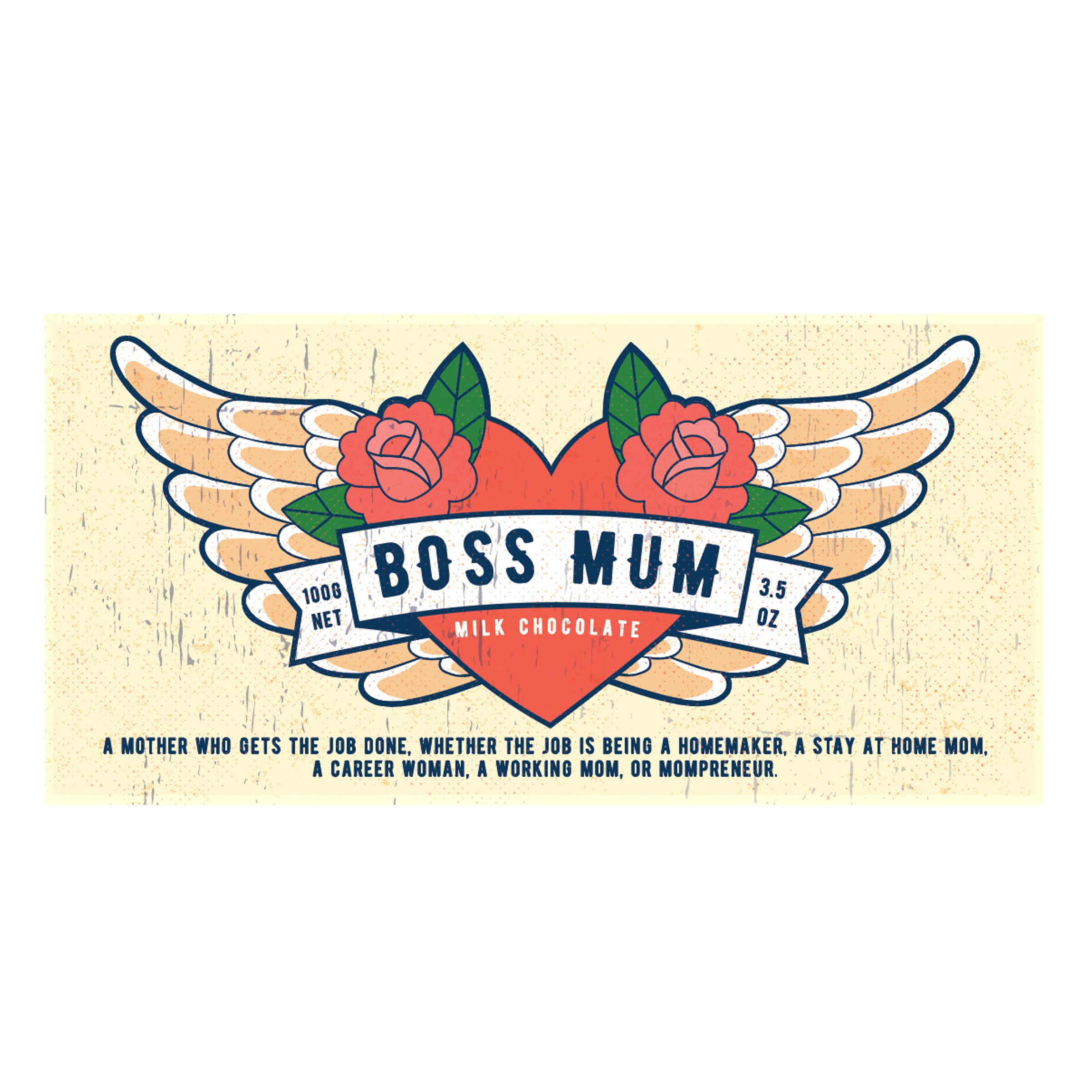 BellaBerry - Boss MUM Milk Chocolate - last minute gift idea - melbourne
