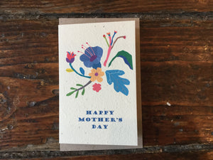 Planet Go Round - Happy Mother's Day (Floral) - last minute gift idea - melbourne