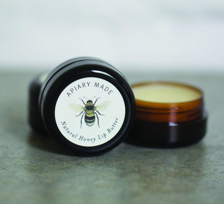 Natural Honey Lip Butter - Pookipoiga