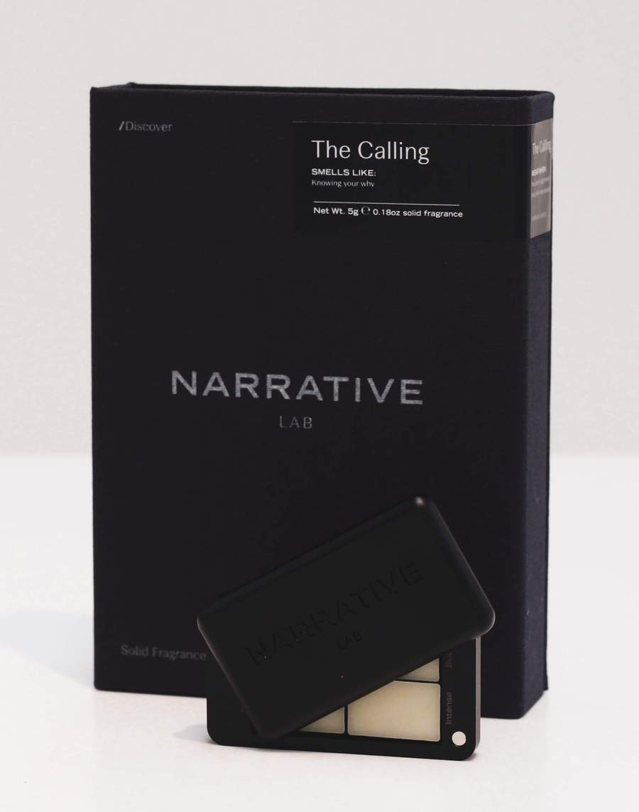 The Calling Narrative Lab Fragrance - Pookipoiga