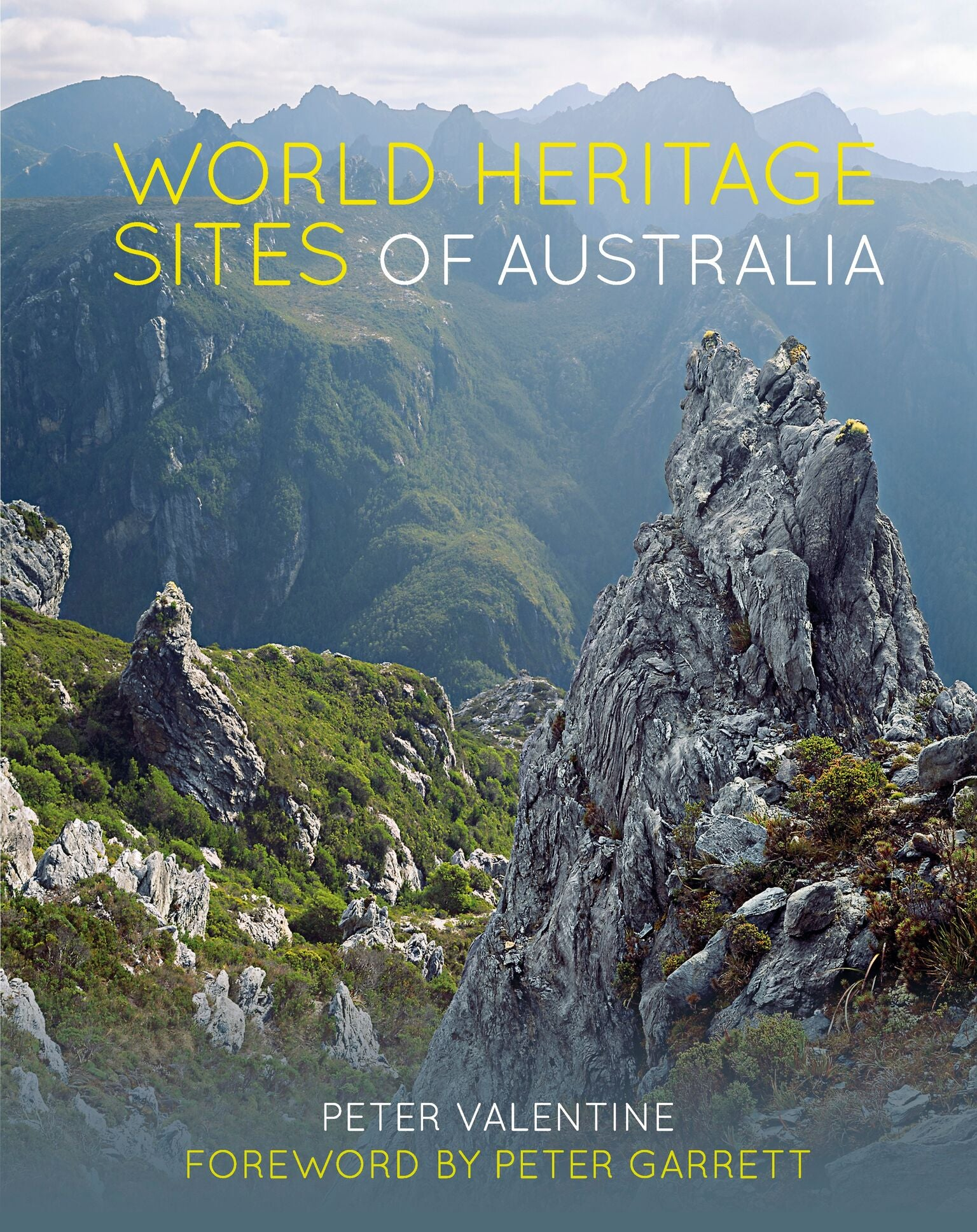 World Heritage Sites of Australia - Pookipoiga