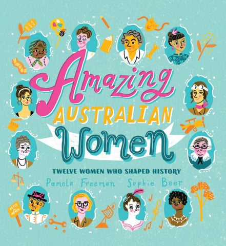 Amazing Australian Women Book - last minute gift idea