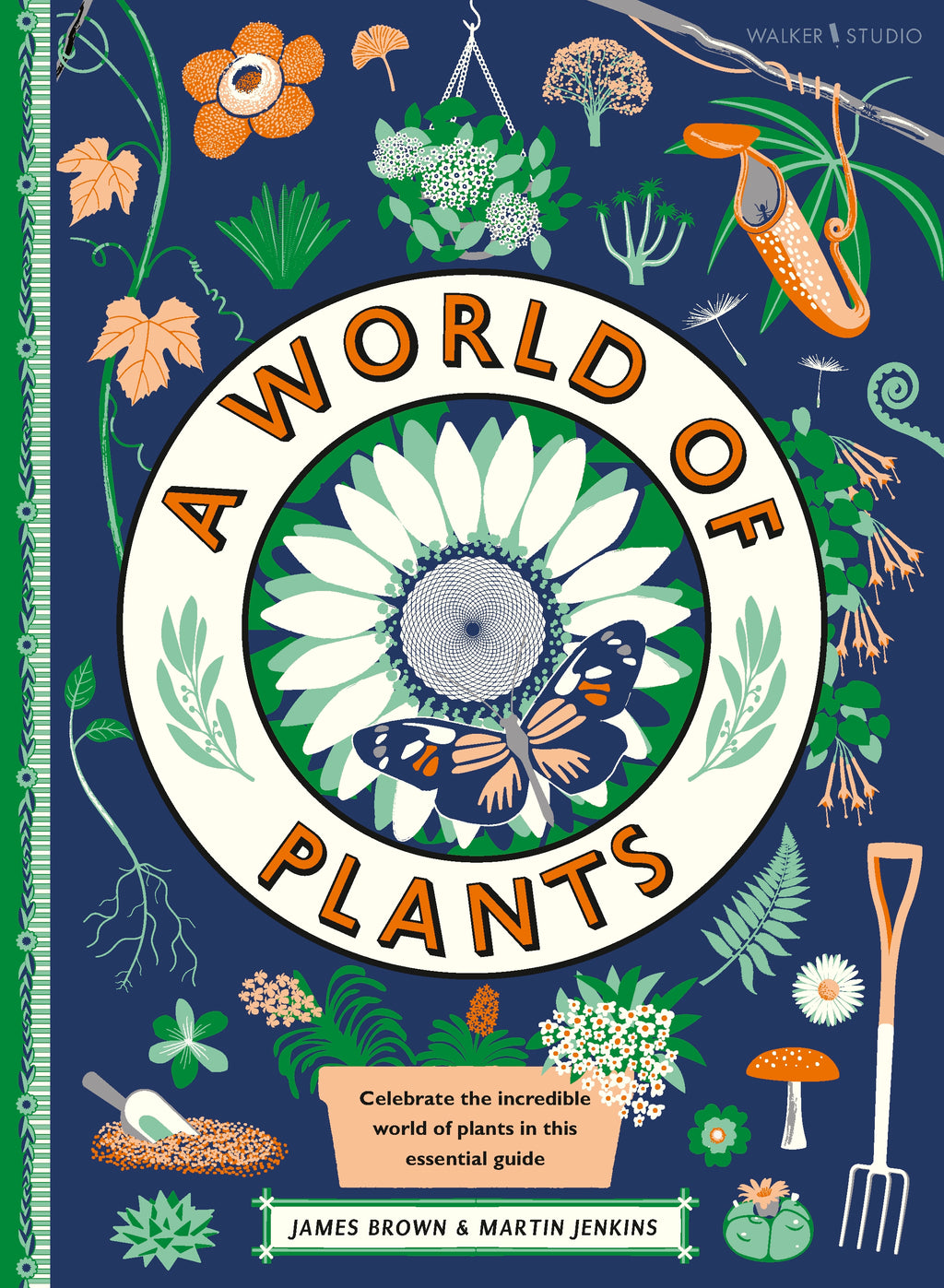 Hardie Grant Books - A World of Plants - last minute gift idea - melbourne