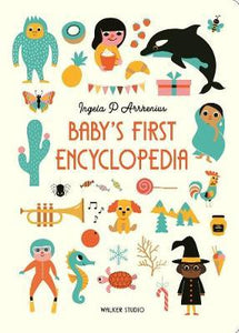 Hardie Grant Books Baby's First Encyclopedia -Book