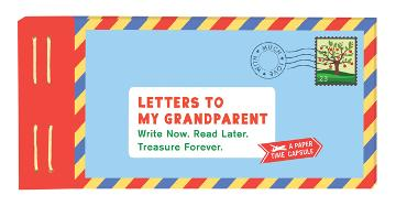Hardie Grant Books Letters to My Grandparent -Journal