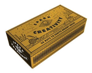 Hardie Grant Books - Spark Creativity - last minute gift idea - melbourne