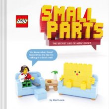 Hardie Grant Books - LEGO Small Parts - last minute gift idea - melbourne