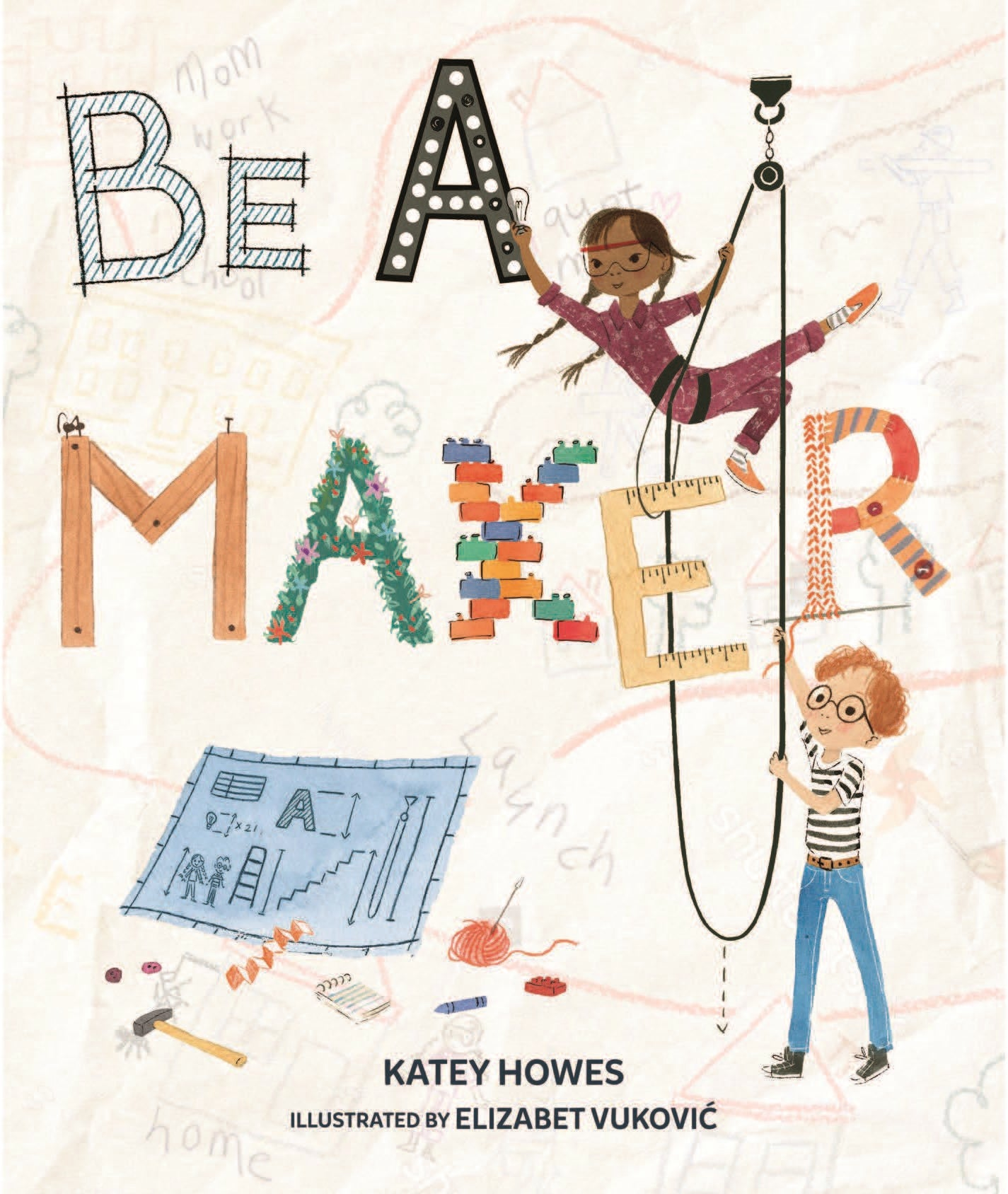 Hardie Grant Books - Be a Maker - last minute gift idea - melbourne