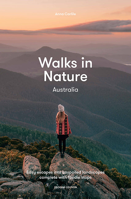 Hardie Grant Books Walks in Nature: Australia - 2nd Edition -Book