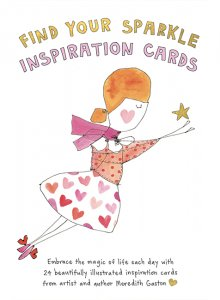 Find Your Sparkle Inspiration Cards - Pookipoiga
