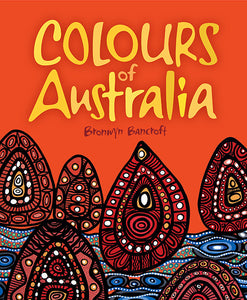Hardie Grant Books Colours of Australia -Book