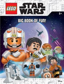 LEGO STAR WARS: BIG BOOK OF FUN! - Pookipoiga