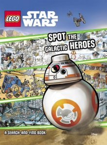 LEGO STAR WARS: SPOT THE GALACTIC HEROES - Pookipoiga