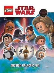 Hardie Grant Books LEGO STAR WARS MISSION GALACTIC FUN -book