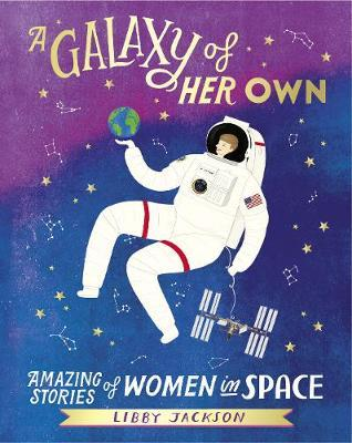 A Galaxy of Her Own Space Book - last minute gift idea