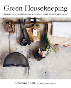 Hardie Grant Books Green Housekeeping -Book