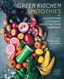 United Book Distributors - Green Kitchen Smoothies Book - last minute gift idea - melbourne