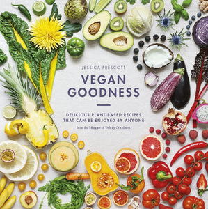 United Book Distributors Vegan Goodness -Recipe book