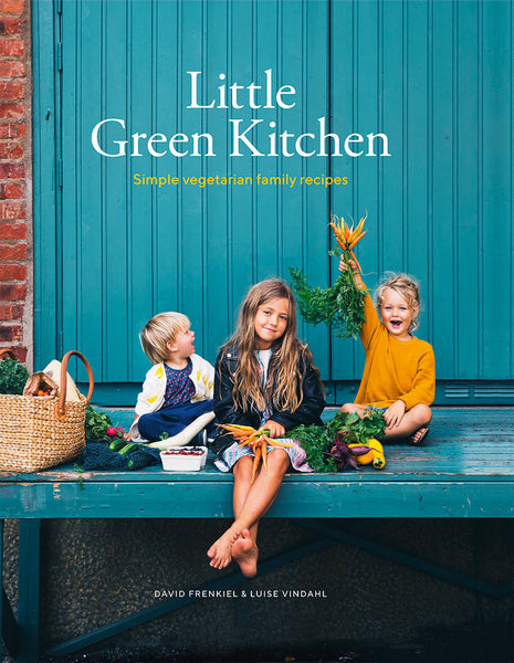 Harper Collins Little Green Kitchen Cookbook -Recipe book Melbourne