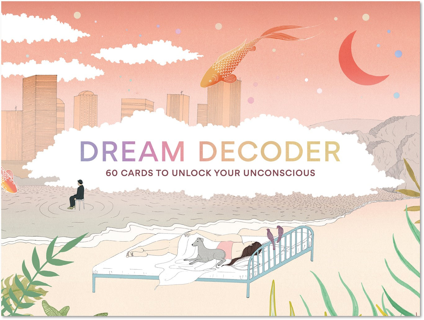 Hardie Grant Books - Dream Decoder - last minute gift idea - melbourne