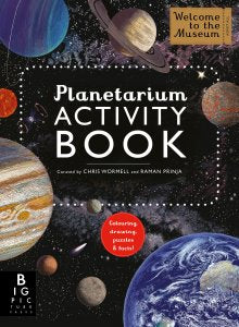 Hardie Grant Books Planetarium Activity Book -Book