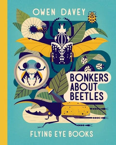 Hardie Grant Books Bonkers about Beetles Book -Books