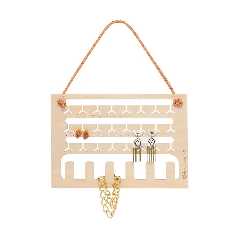 Bon Maxie - Earring + Necklace Holder - last minute gift idea - melbourne