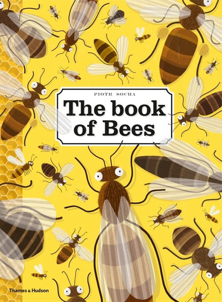 Book of Bees - last minute gift idea