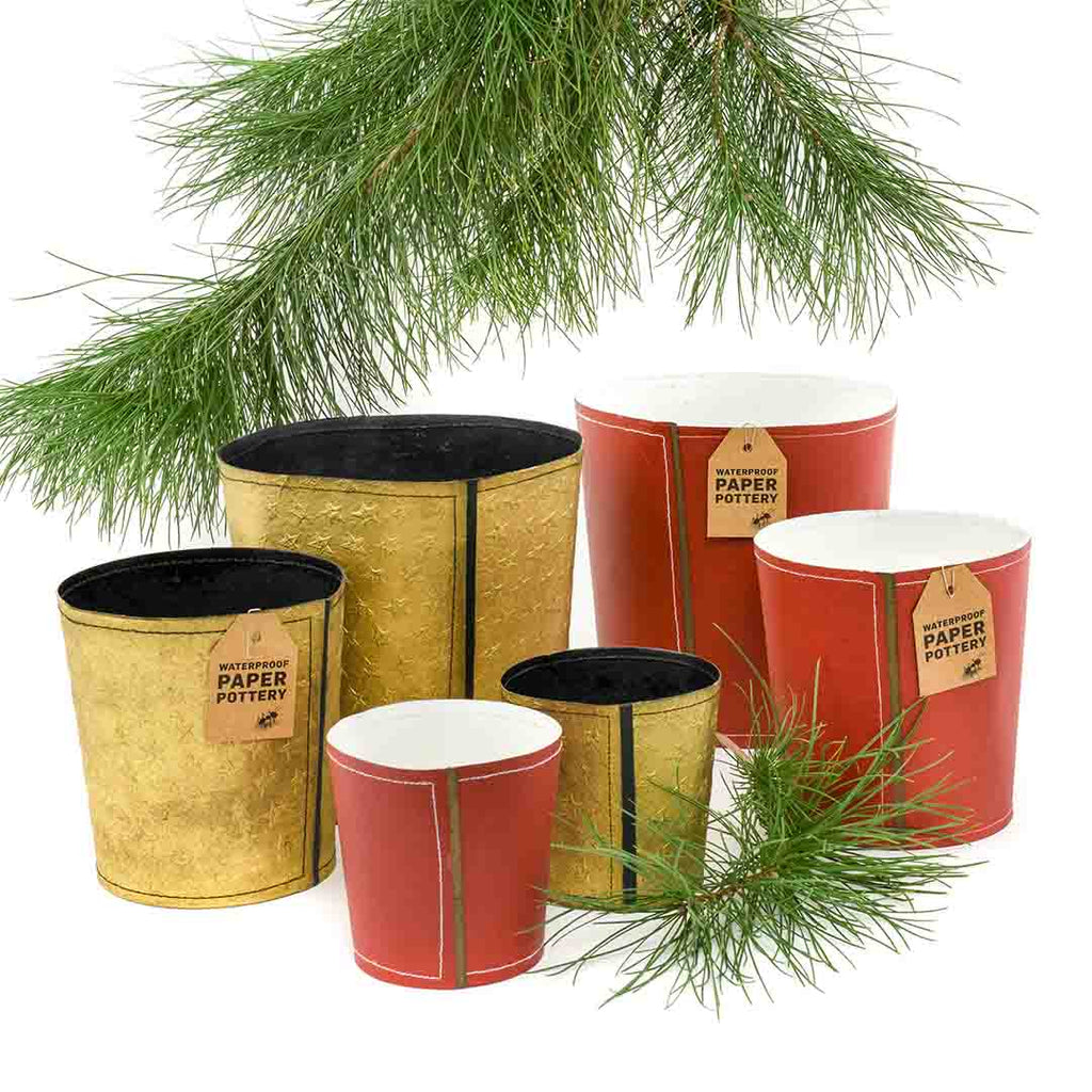 Christmas pot set - Pookipoiga