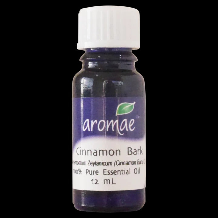 Aromae Cinnamon Essential Oil 12mL -Essential Oil