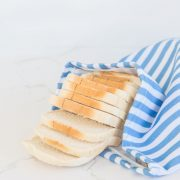 4 My Earth Bread Bag -Bread Bag Denim Stripe Melbourne
