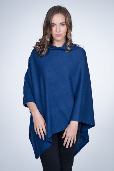 Cashmere-poncho-nine-Yaks-ethical-sustainable-clothing-fashion-denim-blue
