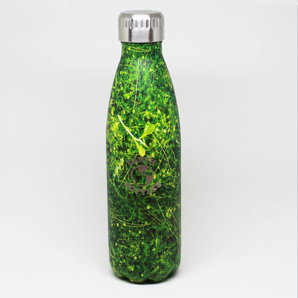 Forest Green Earth Bottle
