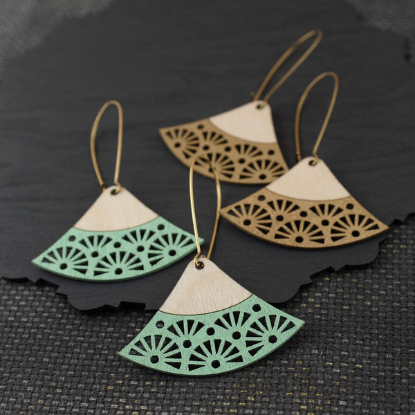 Erela Earrings - Australia
